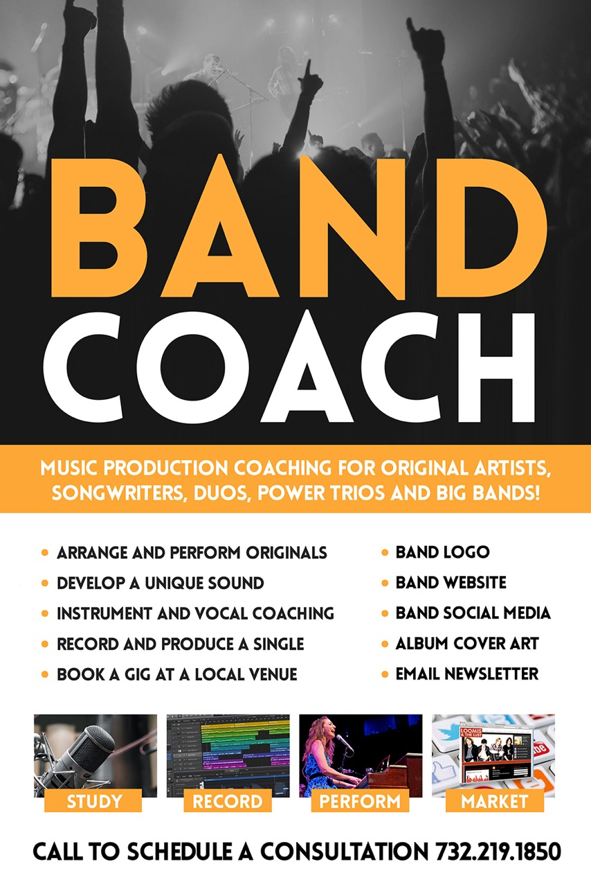 band coach poster 3