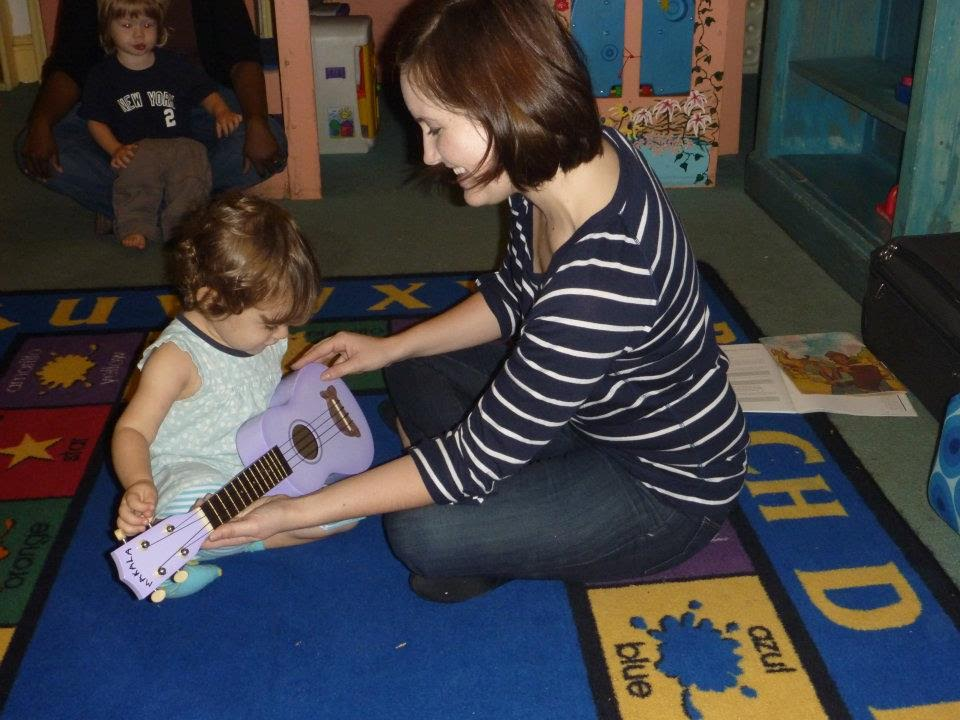 Kindermusik Teacher in Little Silver NJ